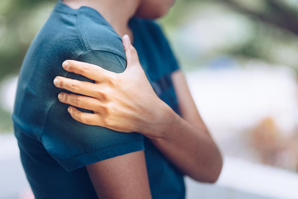 Skuldersmerter eller måske ligefrem en frossen skulder